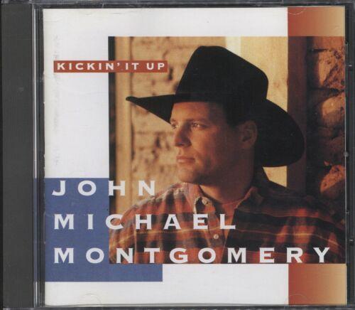 1 of 1 - Kickin' It Up by John Michael Montgomery (CD, Feb-1992, Atlantic (Label))