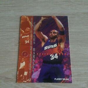 NBA Fleer saison 95-96. Charles BARKLEY