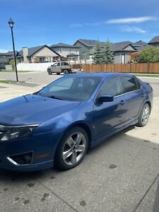 2010 Ford Fusion Sport AWD V6 w/ Winter tires