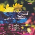 Eduard Tubin: Complete Symphonies, Vol. 5: The Last Symphonies (CD, May-2012, Alba)