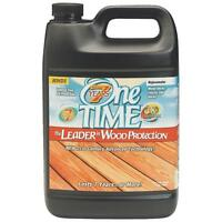 One Time Natural Wood Sealer
