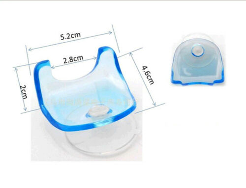 Portable Bathroom Shaver Toothbrush Holder Wall Sucker Suction Cup Hanging Hooks
