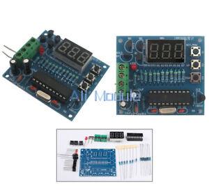 Details about 1PCS DS18B20 AT89C2051 Microcontroller Temperature Controller  LED Alarm 5V DC AM