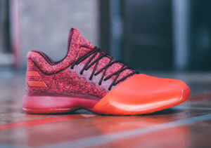 Image is loading NEW-MENS-ADIDAS-HARDEN-VOL-1-SNEAKERS-B39501-