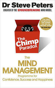 The-Chimp-Paradox-by-Dr-Steve-Peters-PAPERBACK-BOOK-NEW-9780091935580