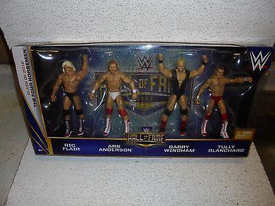 WWE ELITE COLLECTION RIC FLAIR FOUR HORSEMEN RARE WWF MATTEL WCW HALL OF FAME