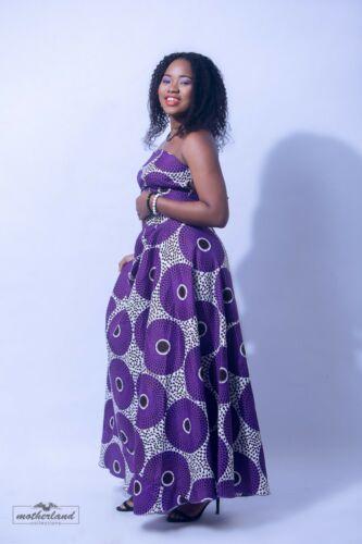 African Maxi Dress for Women Ankara Clothing,Perfect combo Maxi skirt /& top.