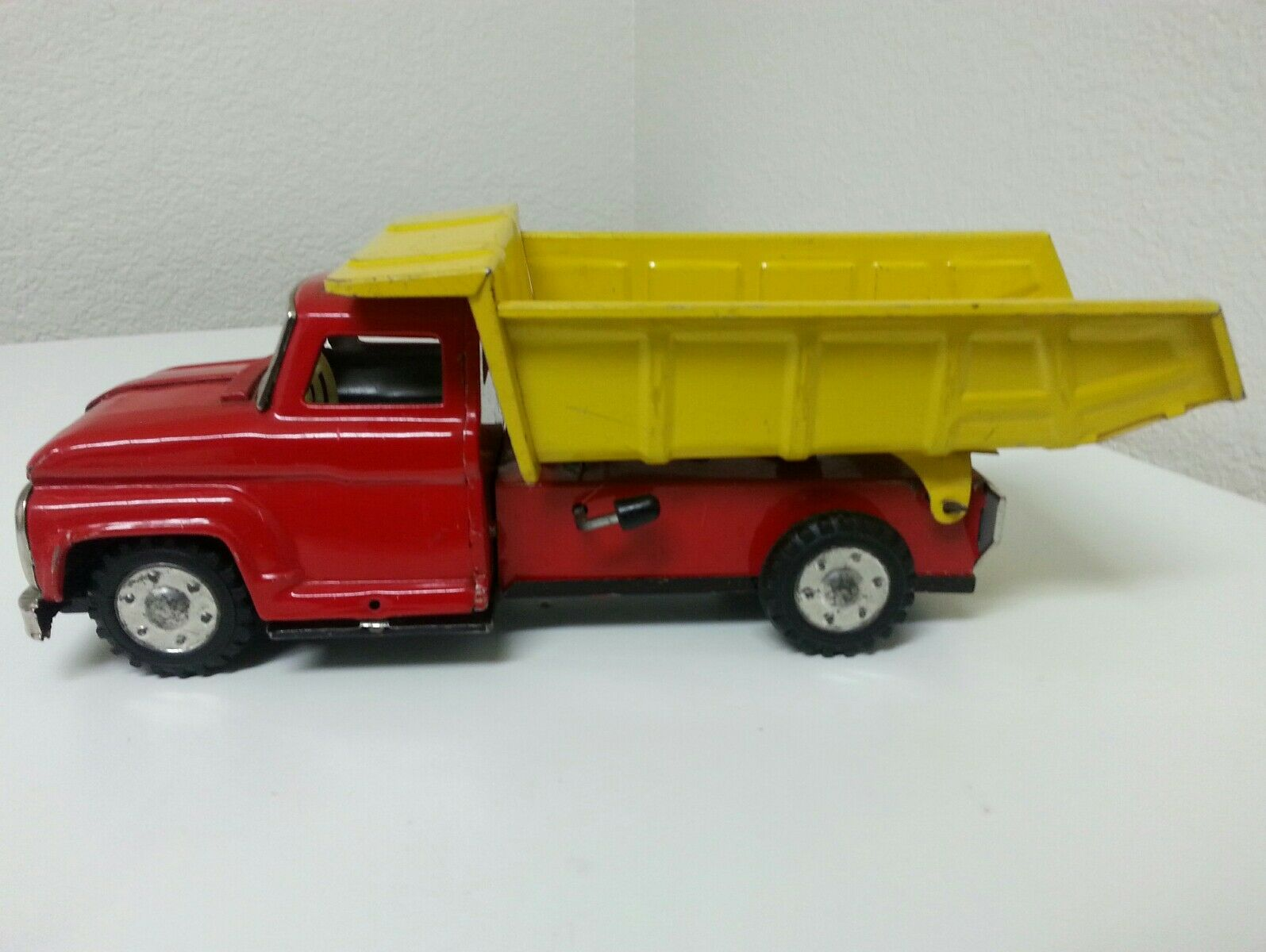 Antique Collectible Toy Dump Truck