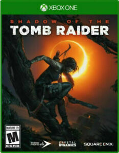 Shadow of the Tomb Raider USED SEALED (Microsoft Xbox One, 2018)