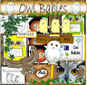 OWL BABIES ~ Primary teaching resources story sack eyfs ks1 Childminder resource