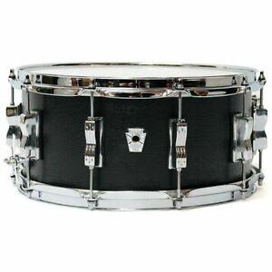 Ludwig-LKS764XXBH-Keystone-X-Series-6-5-034-x-14-034-Snare-Drum-Night-Oak