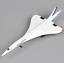 thumbnail 2 - Air France Concorde model, Airplane Model Aircraft  Union Flag British Airways