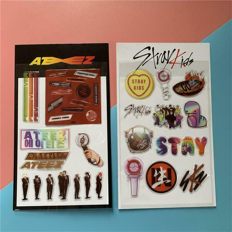 BTS Foil Insert ~ A4 ~ Holographic ~ KPOP Foiled Acetate ~ Resin Supplies ~ Craft Embellishment ~ Scrapbooking ~ Papercraft