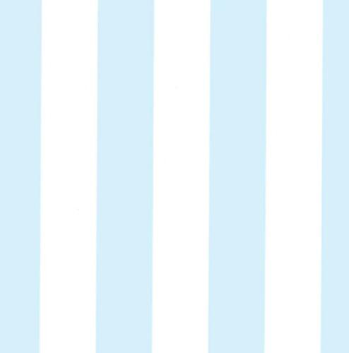 Klebefolie Möbelfolie blau gestreift Blockstreifen 0,45 m x 15 m Dekorfolie