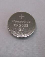 10x CR2032 Knopfzelle 3V Batterie Panasonic im Plastetray