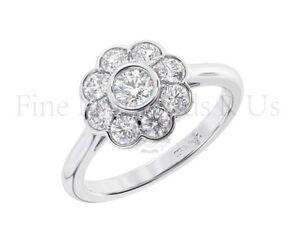 1-00CT-diamante-tondo-taglio-brillante-taglio-Halo-Anello-di-Fidanzamento-disponibile-in-950