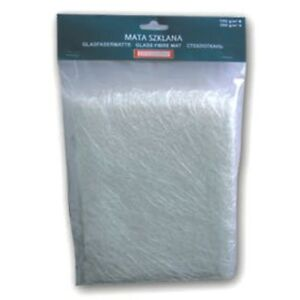 TROTON-GLASFASERMATTE-300g-0-5-m2-GFK-GLASFASERGEWEBE-f-REPARATUR-Polyesterharz