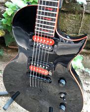 SALE !!! KRAMER Assault 220 Single Cutaway Electric Guitar / Black & Red Finish