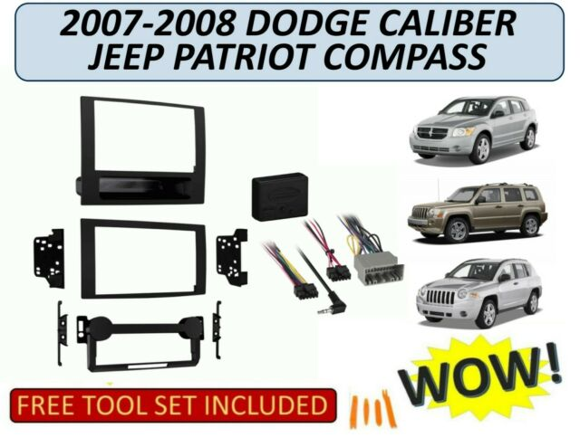 1998-2008 FORD ECONOLINE FULL SIZE VAN DOUBLE DIN INSTALL DASH KIT WIRE HARNESS