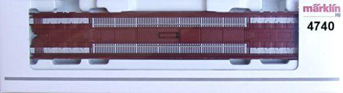 marklin 4740 bassa corridoio autoro della DB  neu in OVP