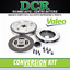 Clutch set with Flywheel SINGLE-MASS VALEO 835026 AUDI A4 1.9 TDI from 11.00