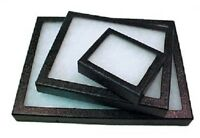 Riker Boxes Riker Mounting Box Collectable Display Cases Smallmediumlarge