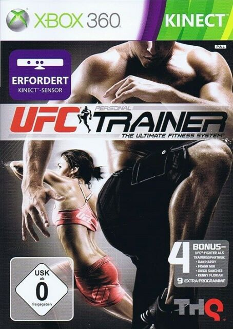 UFC Personal Trainer Kinect Game - XBOX 360 (Kinect erforderlich)