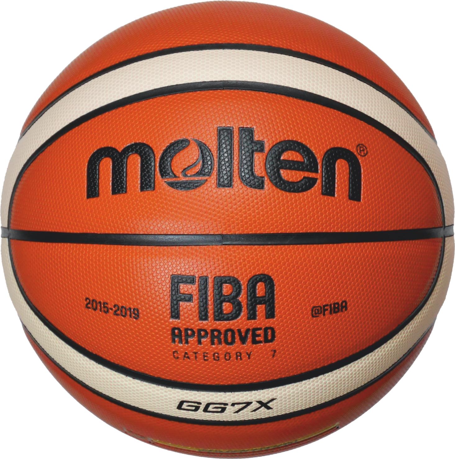 Molten Molten Molten BGG7X-DBB Basketball DBB BBL FIBA geprüft indoor outdoor Wettspielball c3d6d9
