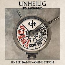MTV Unplugged Unter Dampf-Ohne Strom (2CD) von Unheilig (2015) Neuware