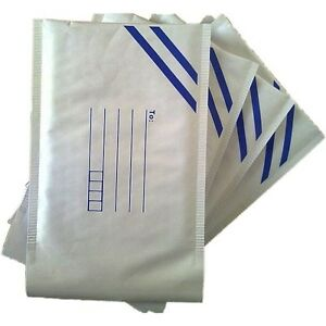 400 #00 Kraft Bubble Padded Mailer Envelope 100X180mm