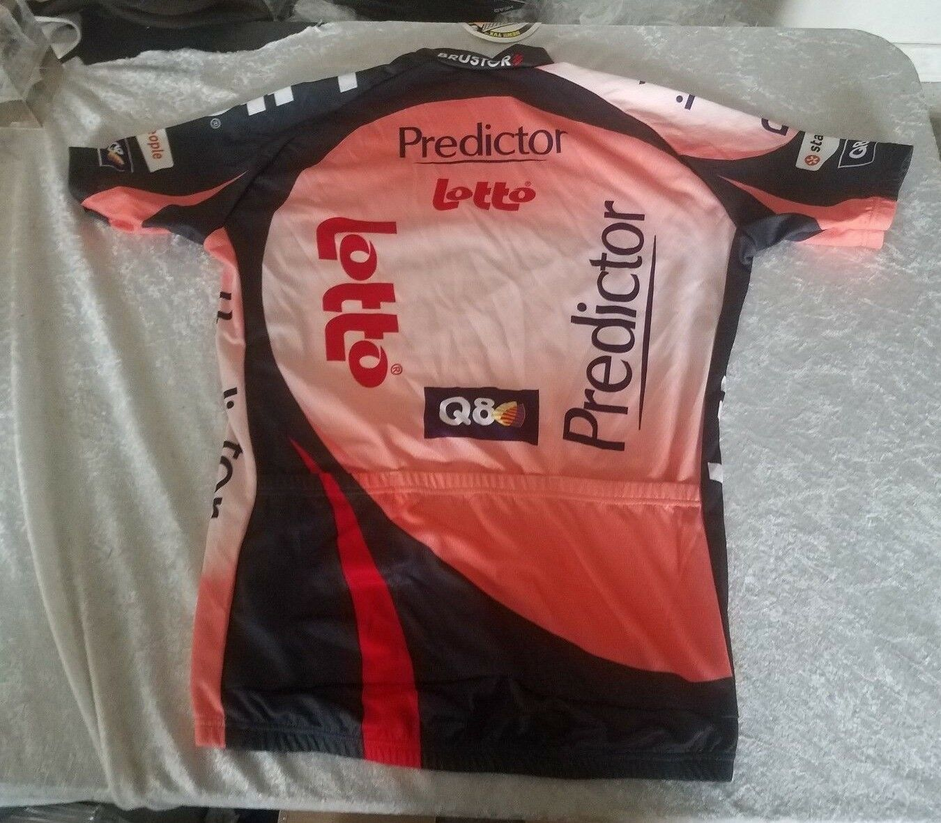 Cycling Jersey NWT NWT NWT NEW NOS Vermarc PROTictor Skoda UCI Protour Ridley Callant M 1c33a7