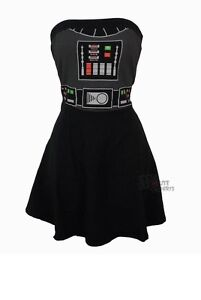 Star-Wars-Darth-Vader-Costume-Fashion-Tube-Dress