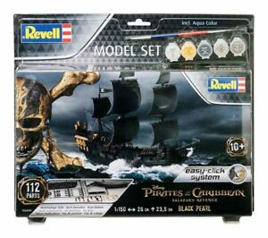 Pirates-of-The-Caribbean-Dead-Men-Tell-No-Tales-Model-Kit-1-150-Black-Pearl