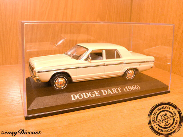 DODGE DART 1966 1 43 MINT    INCLUDES BOX