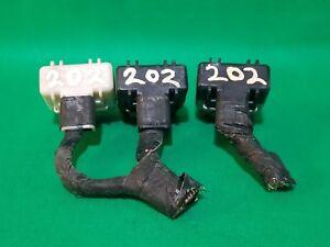 02 dodge durango 4.7 ecm ecu pcm wiring harness plugs connectors  p56029202aa 202 | ebay  ebay