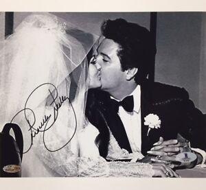 priscilla presley wedding date