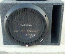 "Rockford Fosgate Punch P2D212 1-Way 12"" Car Subwoofer"