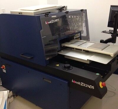 NOT WORKING Kornit Thunder 932NDS Direct to Garment Printer