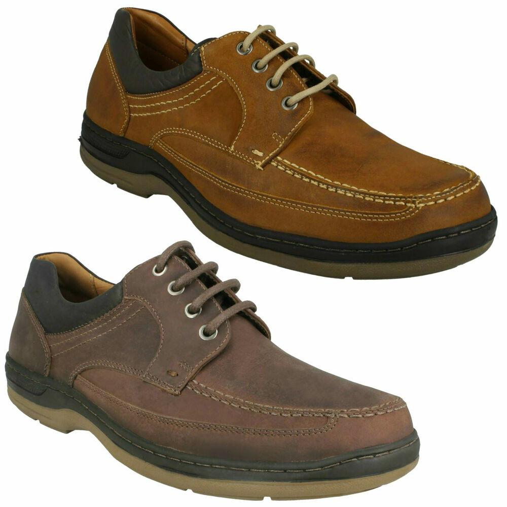 101022 Hommes Anatomic & Co Gurupi Smart à Lacets Chaussures Cuir Décontracté