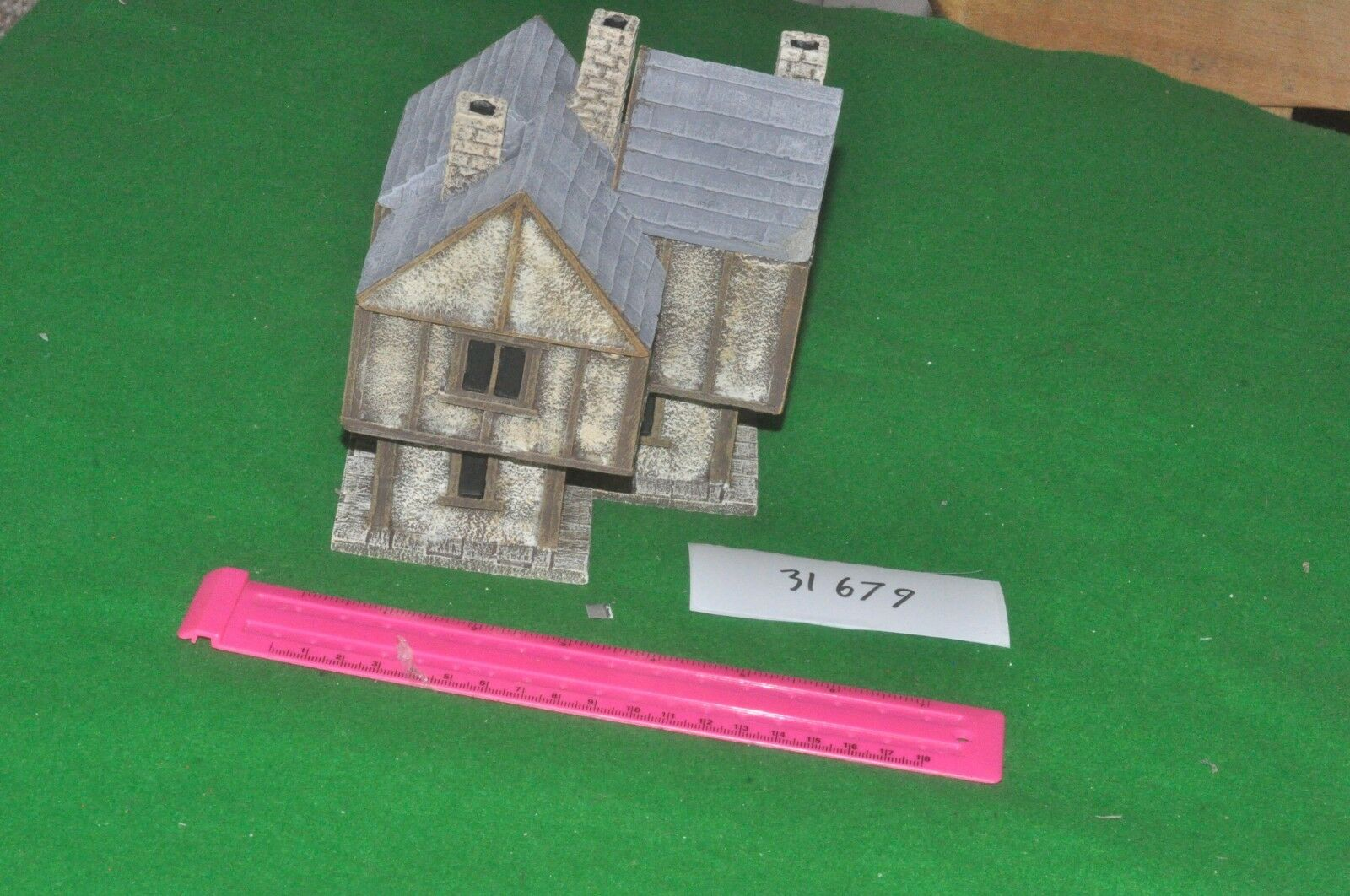 25mm scale house terrain scenery (31679)