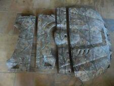 OEM 2004-2012 Yamaha Rhino hood fenders & body hydro dipped realtree xtra
