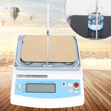 Digital Liquid Density Tester Machine Liquid Densimeter Balance Tester 300g Usa