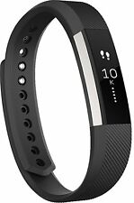 Fitbit Alta Fitness Activity & Sleep Tracker ~ Black ~ Large ~ Brand New Sealed!