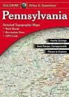 Pennsylvania - Delorme by Rand McNally, DeLorme, Delorme Publishing Company (Paperback / softback, 2012)