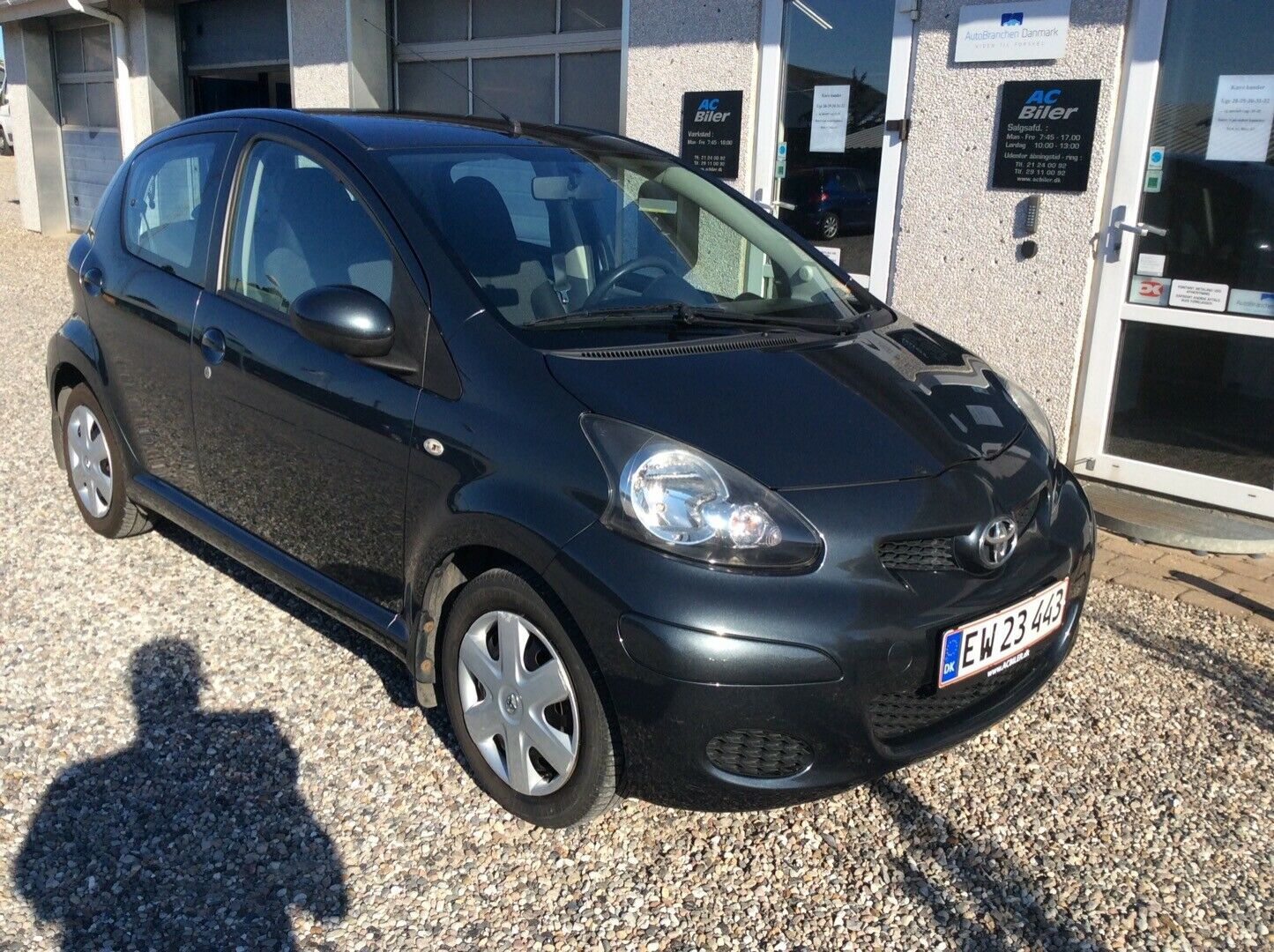 Toyota Aygo 1,0 Air 5d