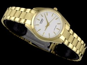ae1efabab675 LTP-1274G-7A Japan Movt New Genuine Casio Steel Band Watches Women ...