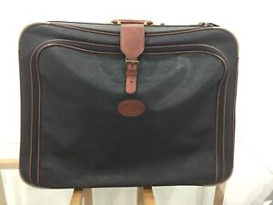 6f416cd5c6 Free postage. Image is loading Mulberry-Large-Clipper -Albany-Scotchgrain-Duffle-Bag-Holdall-