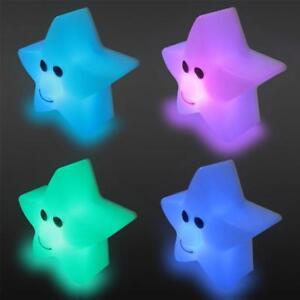 LED Nachtlicht für Steckdose Steckdosenlampe Steckdosenleuchte Sensor Mushroom