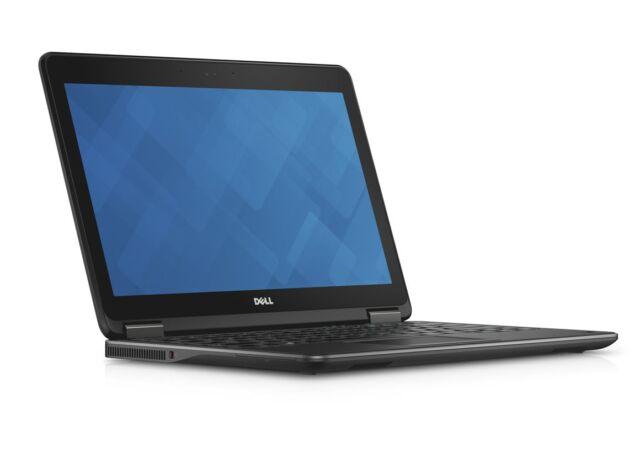 Dell Latitude E7240 Intel i7-4600U 2.1GHz 8GB Ram 512GB SSD 1920x1080 Win 10 Pro