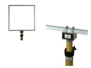 Details about SCHWARZBECK ANTENNA HFRA-9150 / HFRA-5150 H-FIELD TRANSMIT  LOOP VLF/HF 100W